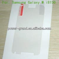 Screen guard film for Samsung Galaxy W i8150