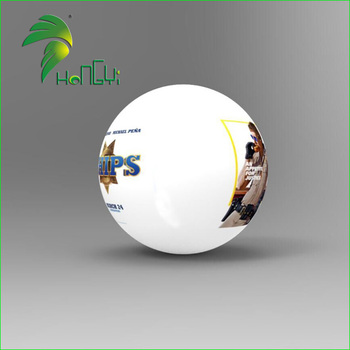Helium Parade LED Lighting Up Sphere / Advertising Inflatable Balloons for Outdoor Events