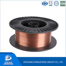 ISO9001 ER70s-6 professional made cheap mig welding wire material