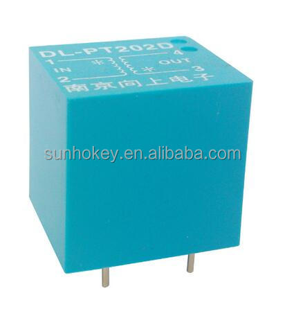 DL-PT202D voltage transformer 380V 2mA: 2mA 1V miniature voltage transformer 220V