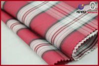 Cotton Poplin Fabric Check Fabric School Uniform