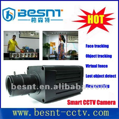 HOT HD Intelligent face detection/Object tracking smart ZOOM camera