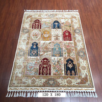 four season of persian silk rugs for sale made in turkey