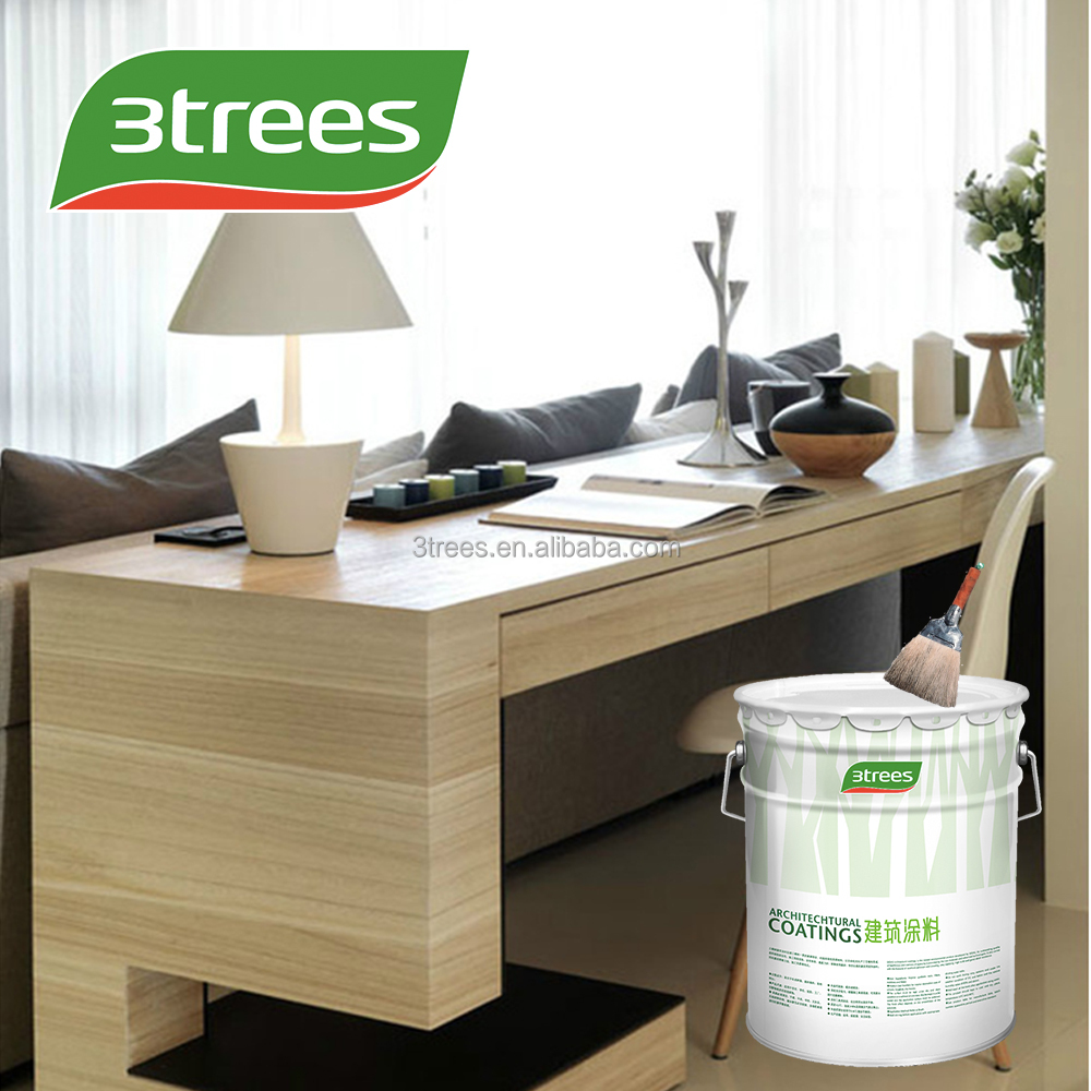 3TREES Oil Wood Stain Paint Furniture/Good Price(free sample)