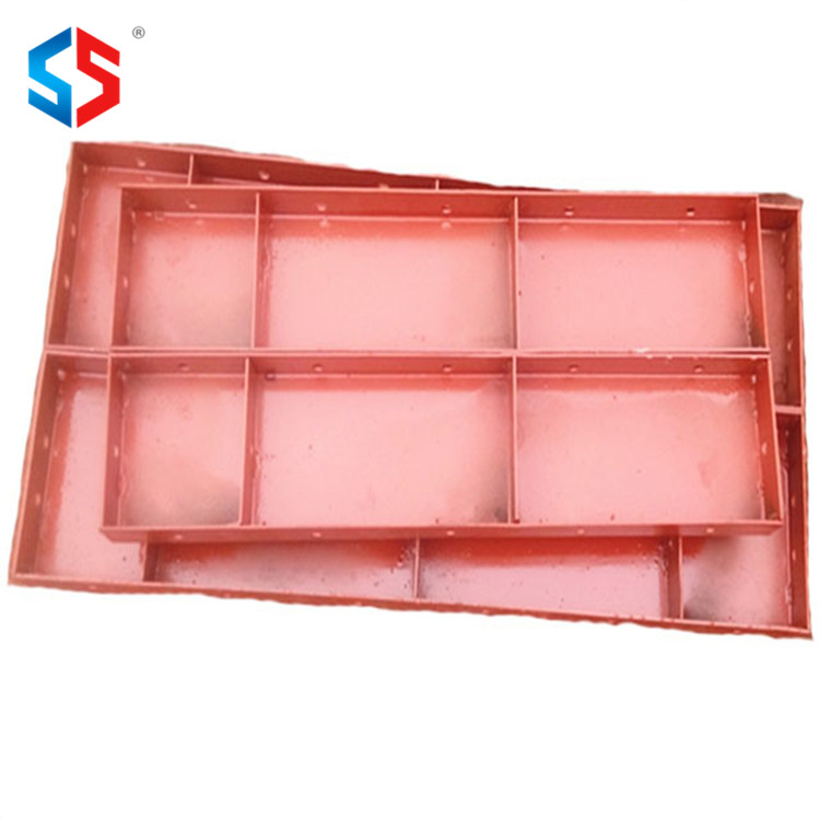 MF-017 Steel Shuttering Mould Concrete Formwork For Building