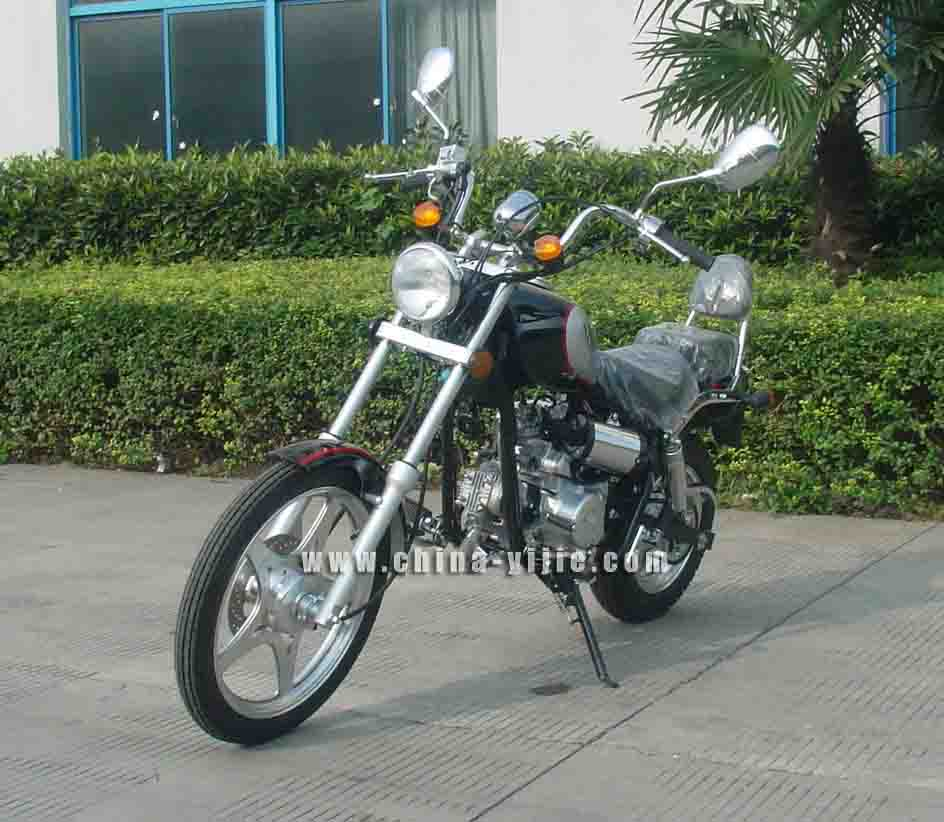 NEW HARLEY STYLE 50CC EEC MOTORCYCLE CHOPPER
