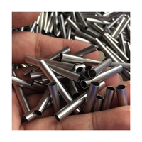 304 316 stainless steel capillary tube cut bend drill threaded custom work 2mm 3mm 4mm 5mm 6mm 10mm 20mm