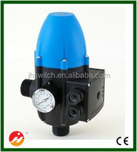 water pump automatic press control with pressure guage