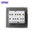 2018 Hot Sale 4 Gang 1 Way Simple  LED Wall Light Switch 250V Push Button Switches