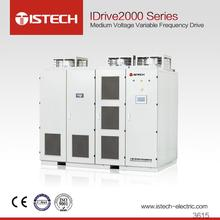 ISTECH IDrive2000 China Medium voltage variable frequency drive pump 6kV 2000KW