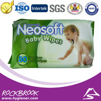 Wholesale Baby Wet Wipe Manufacturer in China Private Label Non Alcohol Ultra Compact Disposable Cheap Factory Price
