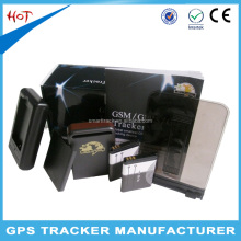 Micro gps transmitter tracker vehicle/car gps tracker with sos & fuel gps module tracking system