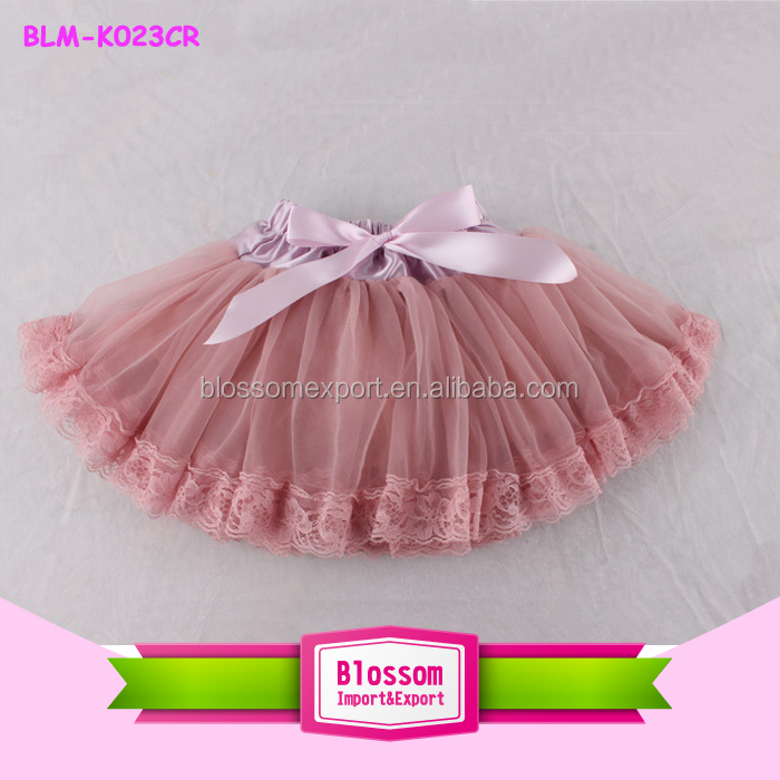 2017 Top Selling Fluffy Tutu Skirt For Girls Wholesale Handmade Colorful Tutu Skirt