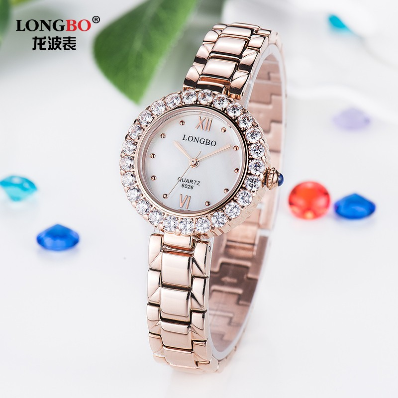 high quality chinese wholesale women watches 2016 stainless steel back fashion lady watch
