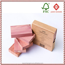 CD-001 Customized Aromatic American red cedar wood balls, closet accessories, cedar blocks