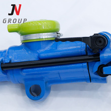 Popular power tool yt29a hand-hold drilling rock drill air jack leg rock drill for sale