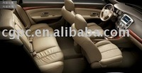 PVC leather - automotive leather