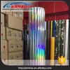 Hot Selling 1.48*20M Rainbow Car Wrap Vinyl Holographic Self Adhesive Films