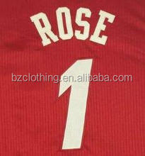 Derrick Rose 1 Chicago 2015 Christmas Edition National Basketball Jersey
