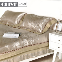 Wholesale Super Soft Natural Comfort Satin Luxury Cotton Bedding Comforter Bed Set For Room