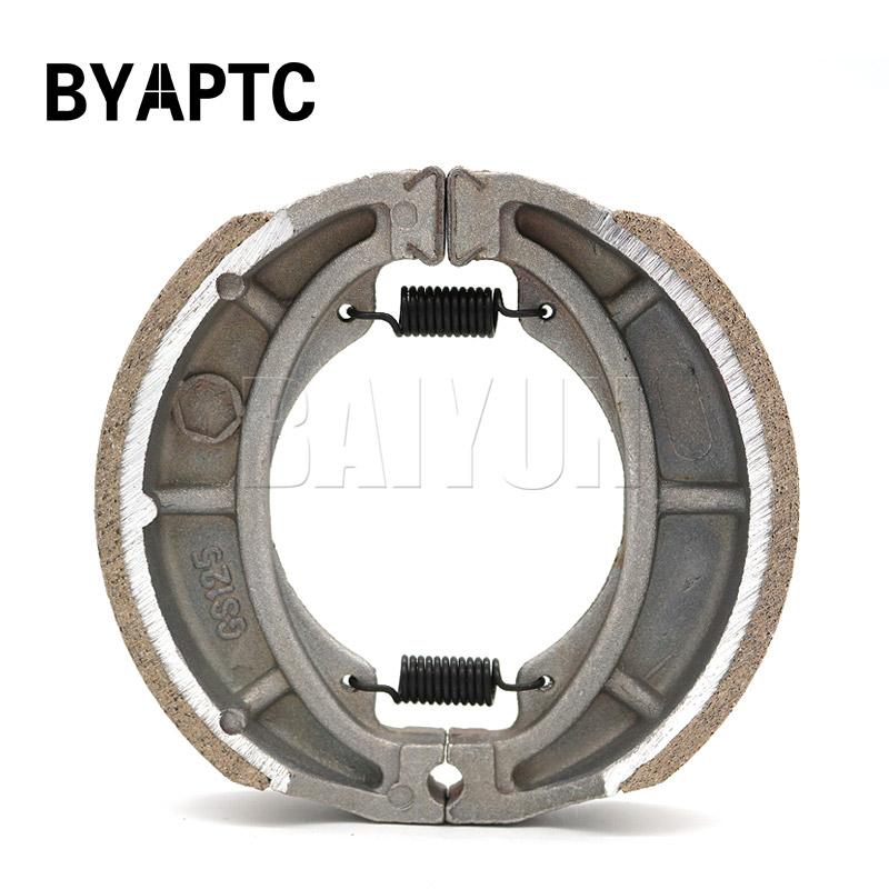 Wave 110 Motorcycle Brake Shoe Suit for Honda Wave 110 Motorcycle with good brake lining