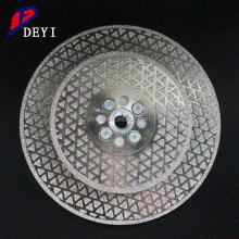 Diamond quality flat straight cutting disc for metal 250mm 10inches