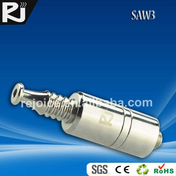 RJ brand high quality 510 screw drip tip atomizer