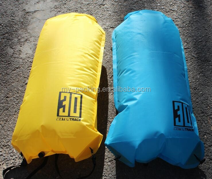 2016 promotional 5L/10L/20L waterproof pvc Dry bag beach bag mobile phone bag