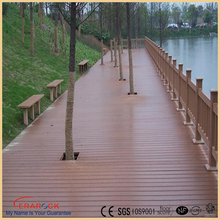 Best selling good price wpc flooring for outdoor using composite decking