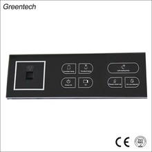 Hotel Touch Switch Electrical Sensor Switch Wall Switch