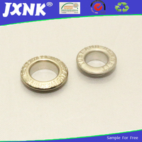 wholesale nickle color metal eyelets for shoes