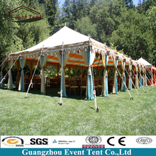 15x25 Luxury Wedding Decoration/ Indian Wedding Decorations For Sale / Tent House