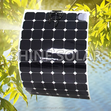 RV Flexible Solar Panels 180W flexible solar panel price india