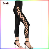 USA xxx Sexy Ladies Leggings Sex Photo of High Waist Leggings Women
