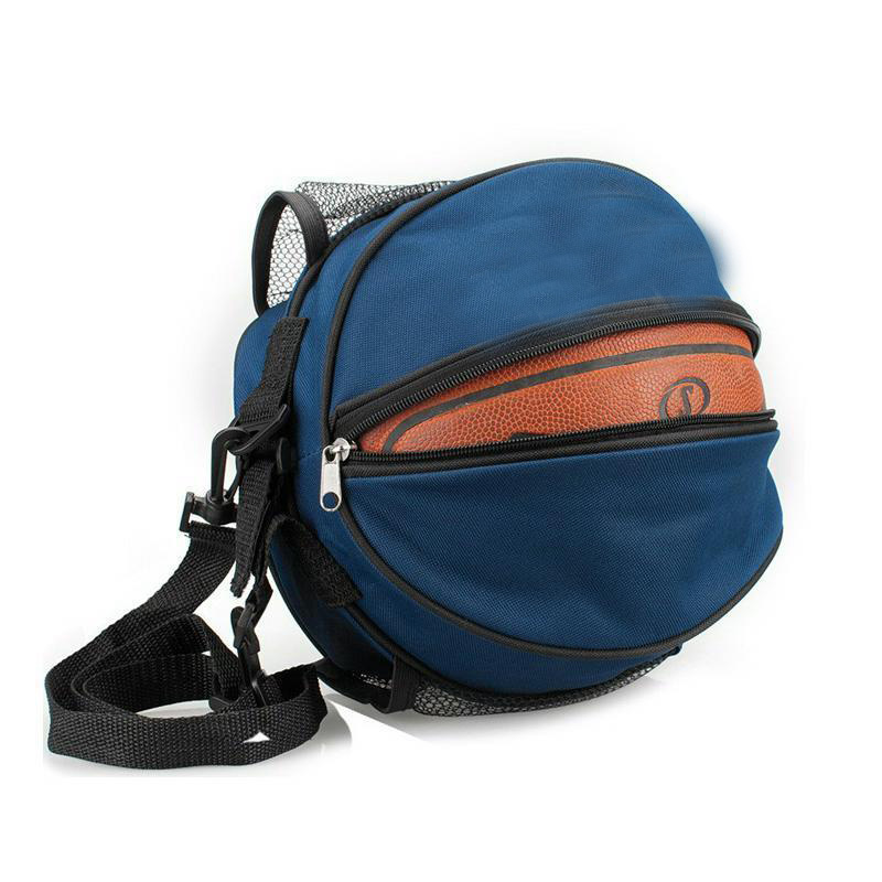 Wholesale Outdoor Nylon Sports Ball Shoulder Carry Bag