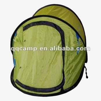 one person pop up tent