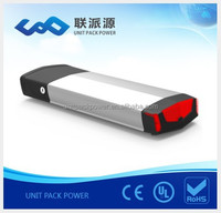 Good Price 48volt Lithium ion Battery 48v 13.6ah For Electric Bicycles Put In Bicycle Carrier
