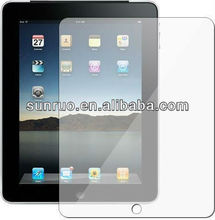 China 2013 most popular new mobile accessory tempered glass screen protector for ipad mini with high quality best price
