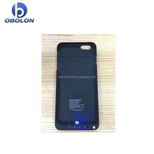 Power bank case charger thin battery case for iphone 6 6s 7