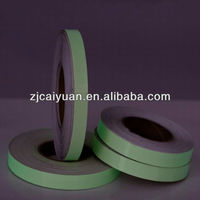 China Professional Manufacturer of Glow in the Dark Tape