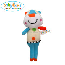 Babyfans top selling baby rattle plush toy hanging toys