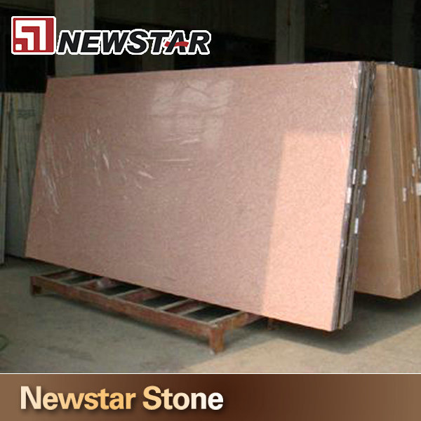 Chinese hot sales polished pink quartz stone countertops