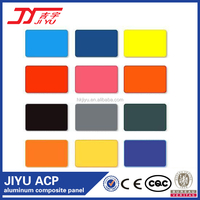 High Quality Coloured Insulation Pollution Resistant Lightweight ACP Sheet