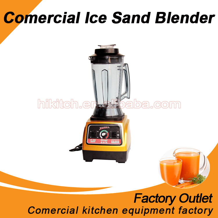 Commercial Ice Sand Blender Electric Ice Crusher for Home Use