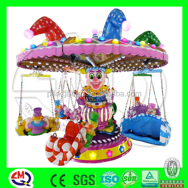 Kids fun fair playground indoor mall rides attractions in china