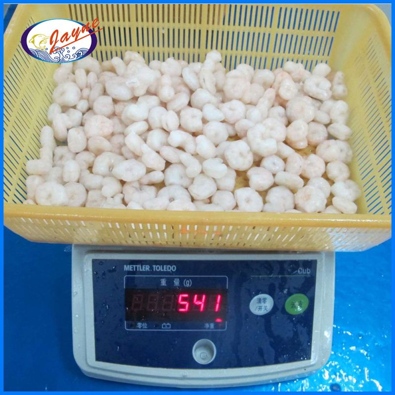 EEC HACCP Certificate white shrimp pud with high quality