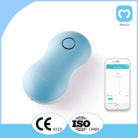 ultrasonic doppler fetal detector cheap pocket fetal doppler
