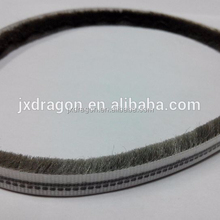 Excellent Materials Plastic Mohair Weather Strip