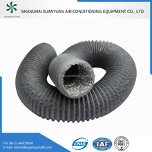 Flame and Heat Resistant Combi PVC Flexible Duct for Air Conditioning System