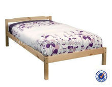 Hot selling made in china pine wooden single bed with drawer/ bed with drawer,/bed drawer